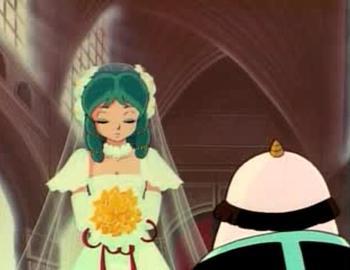 ラムちゃん結婚!!